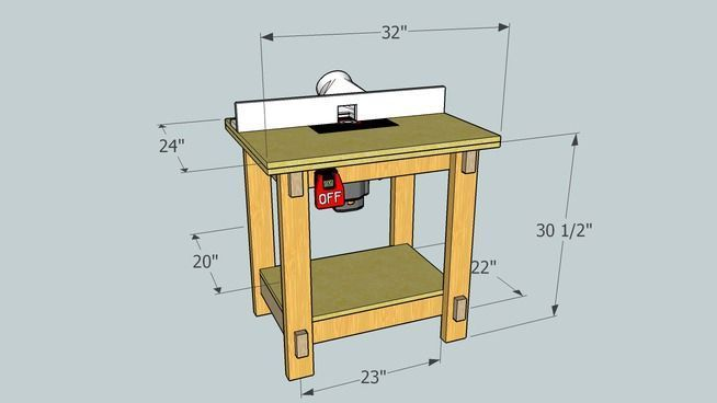 11 best free router table plans images on pinterest router table router table plan router table greentooth Choice Image