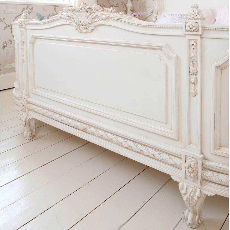 1039 besten Our Romantic French Beds Bilder auf Pinterest