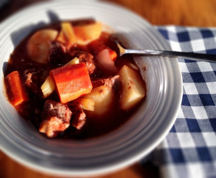 Oven Beef Stew 2