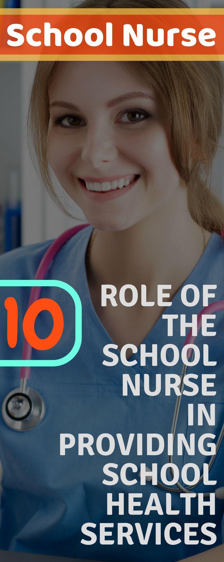 School Nurse Practitioner Salary, Job Description and