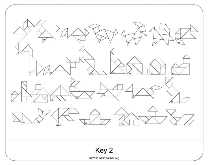 mrs teacher • tangram challenge 87 pages • free download