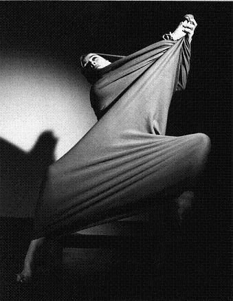 Edward Weston. Martha Graham.