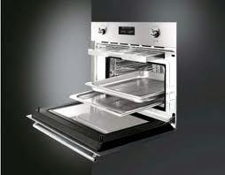 Smeg oven and steamer