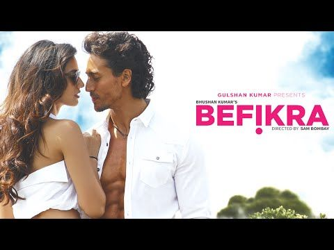 UNSTOPPABLE! The blazing chemistry of Tiger – Disha in 'Befikra' | Bollypedia