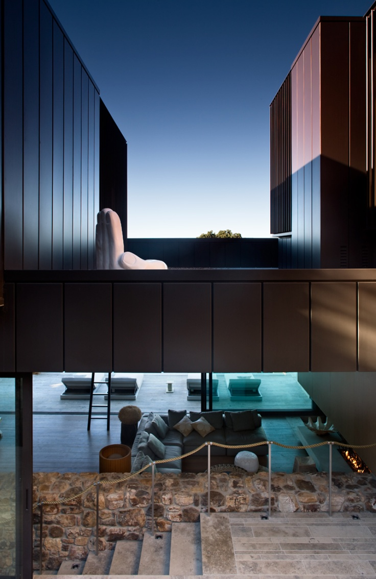 Local Rock House by Pattersons: Patterson, Rock Houses, Architecture, Rocks, Design, New Zealand