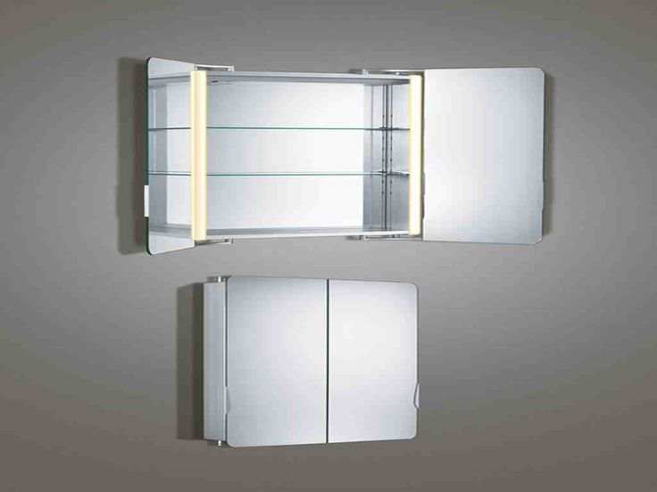 Bathroom Mirror Cabinet With Lights
