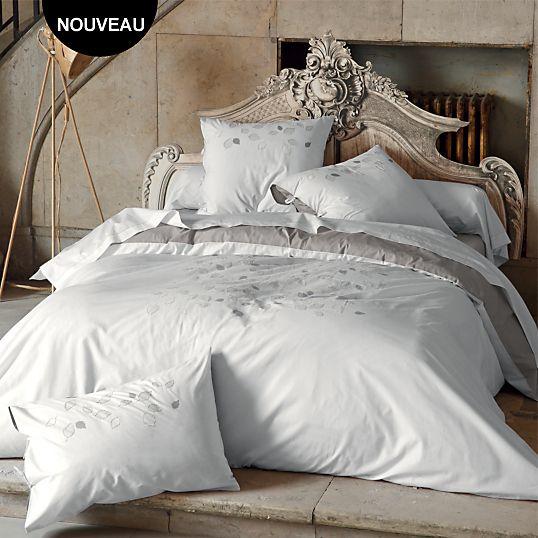 13 best habitat images on pinterest furniture arredamento and bedrooms for Housse de couette sylvie thiriez