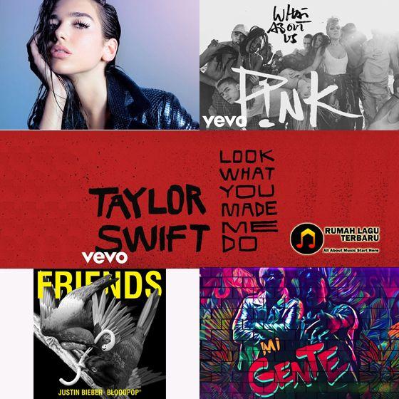 Pada minggu ini, kembali lagi Taylor Swift yang memegang posisi pertama dengan lagu terbarunya 'Look What You Made Me Do.'  Tangga Lagu Terbaru, Tangga Lagu Barat, Tangga Lagu Barat Terbaru, Tangga Lagu Billboard, Tangga Lagu Barat Minggu 2, Tangga Lagu Barat September 2017, Tangga Lagu Barat September 2017 Minggu 2, Download Lagu Gratis