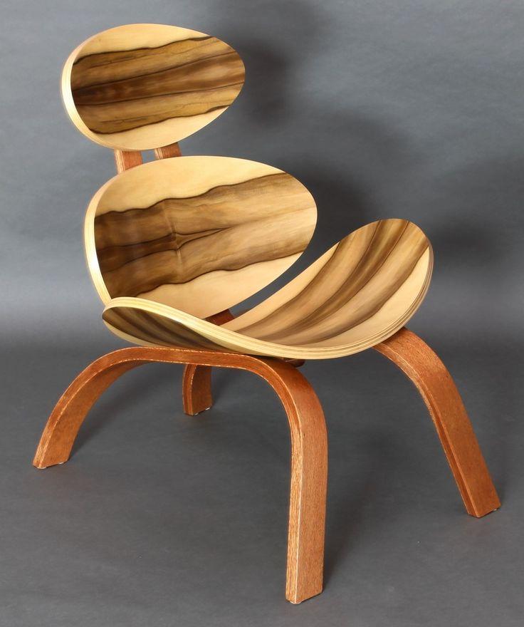 Darren Oates, Furniture designer. Apollonius Chair #furniture #chair