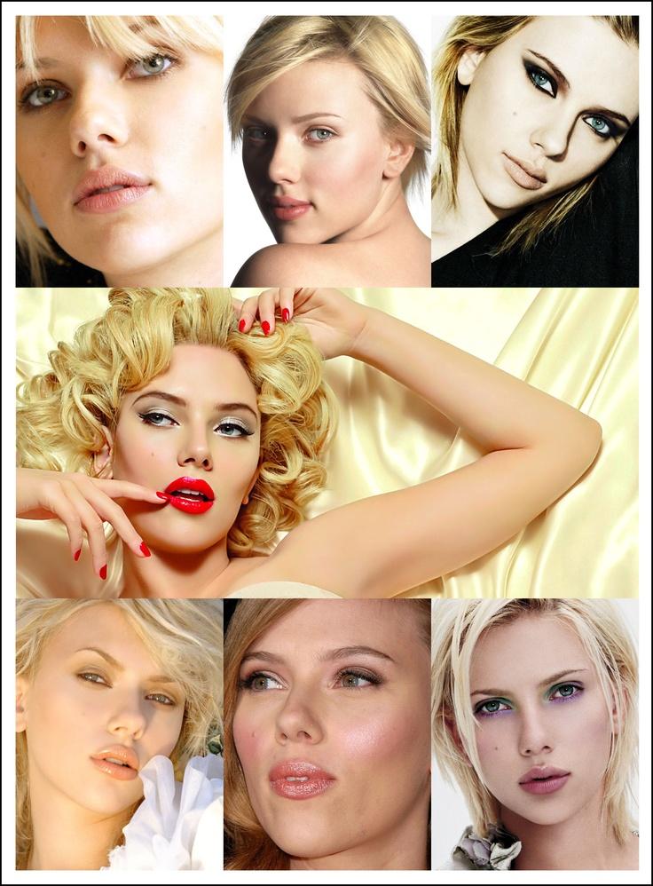 Scarlett Johansson  Beauty Secrets