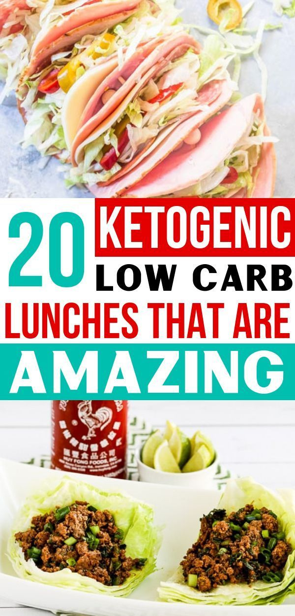 Keto Diet Plan: these are the best ketogenic lunch ideas! Love these keto lunch recipes for my l…