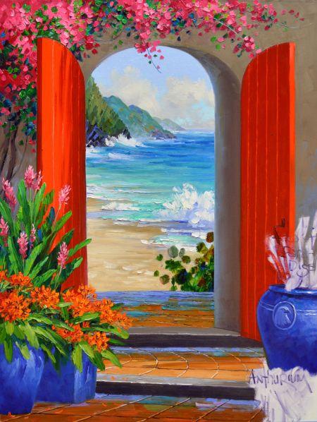 Mikki Senkarik Planting Hawaiian Style. Come follow along on my blog: http://mikkisenkarik.wordpress.com/2014/01/16/planting-hawaiian-style/