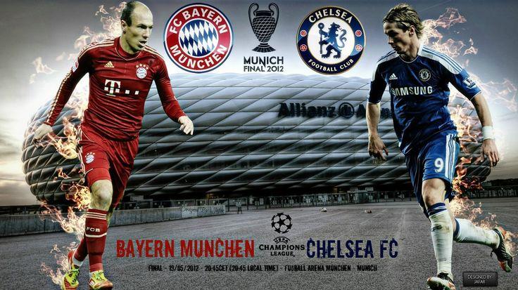 Chelsea (4) 1 x 1 (3) Bayern de Munique Final UEFA Champions League 2012...
