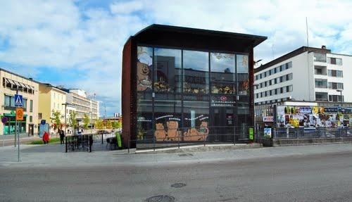 Wilhelmiinan konditoria, Jyväskylä