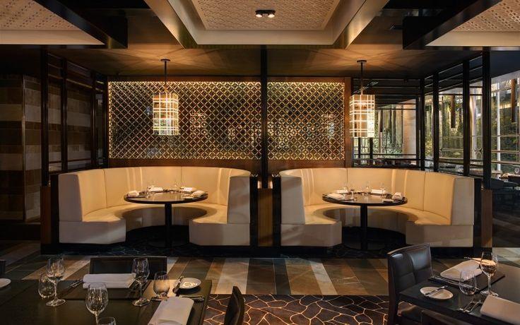 Corner Round Banquette Seating Restaurant Design Google