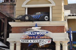 Hollywood Star Cars Museum in Gatlinburg TN.