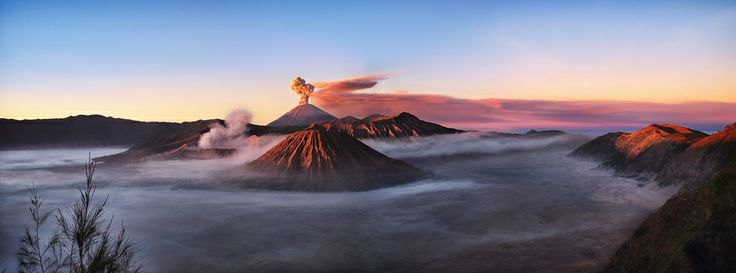 """500px / Photo """"Here Comes The Bromo Again"""" by Igor Pilawski"""