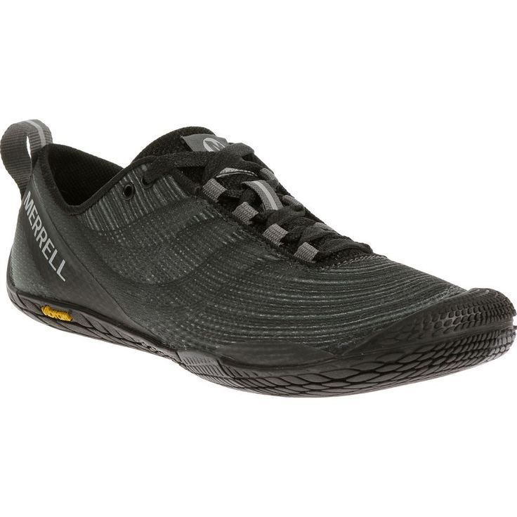 Merrell - Vapor Glove 2 Trail Running Shoe - Women's - Black/Castle Rock