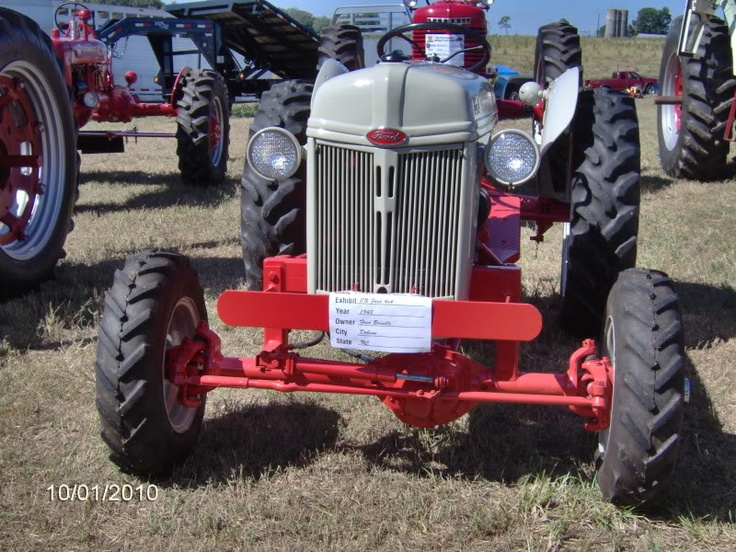 4x4 Tractor Axle : Best images about tractors on pinterest old