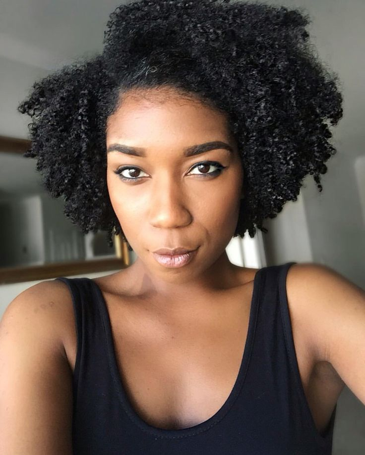 how to make natural hair curly and soft