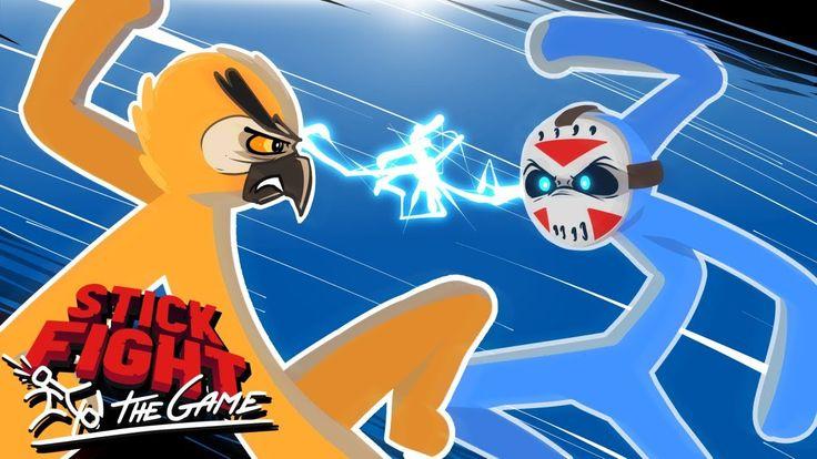 Stick Fight - LAST STICK MAN STANDING!!! (With Vanoss, Nogla, & Terroriser) - YouTube