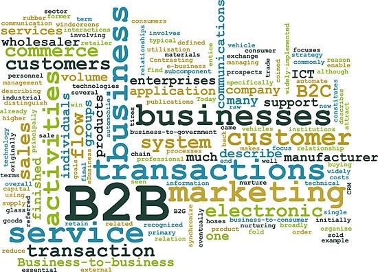 B2B marketing (data)