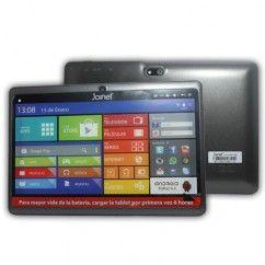 Tablet  Joinet J13 Quad core 7 PULGADAS, 4 X 1.5GHZ, 1GB DE MEMORIA DDR3, 8GB DE MEMORIA, ANDROID 4.4 KITKAT