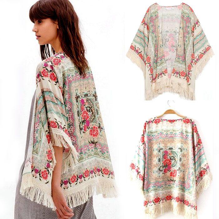 27 best kimono cardigan images on Pinterest | Cardigans, Kimonos ...