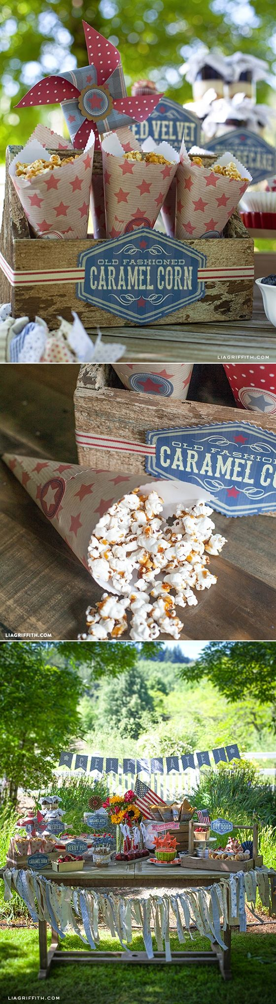 Old Fashioned Caramel Corn