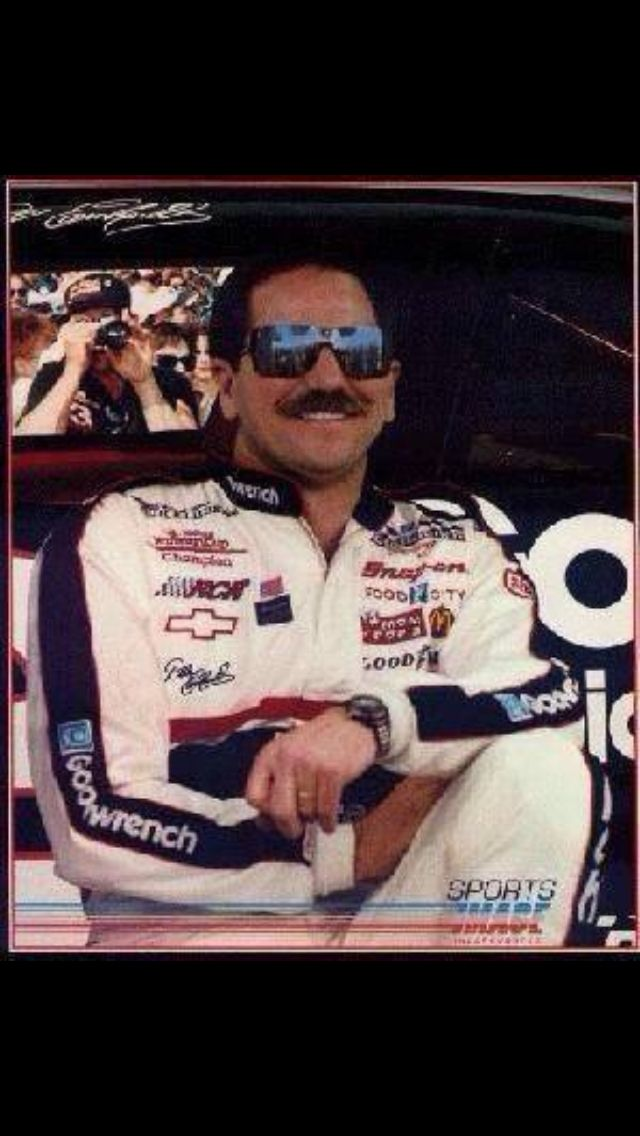 Dale Earnhardt for Sports Image, a catalog company he and wife, Teresa co-founded with Hank Jones