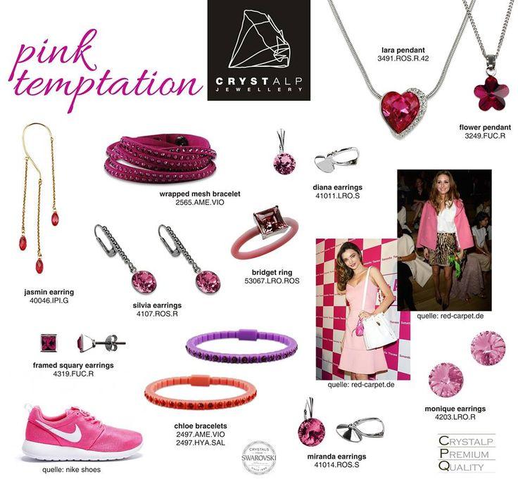 CRYSTALP Pink Temptations