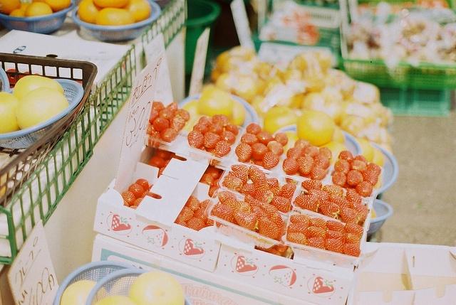 Fruit taste like the real thing in Japan!!!: Photo
