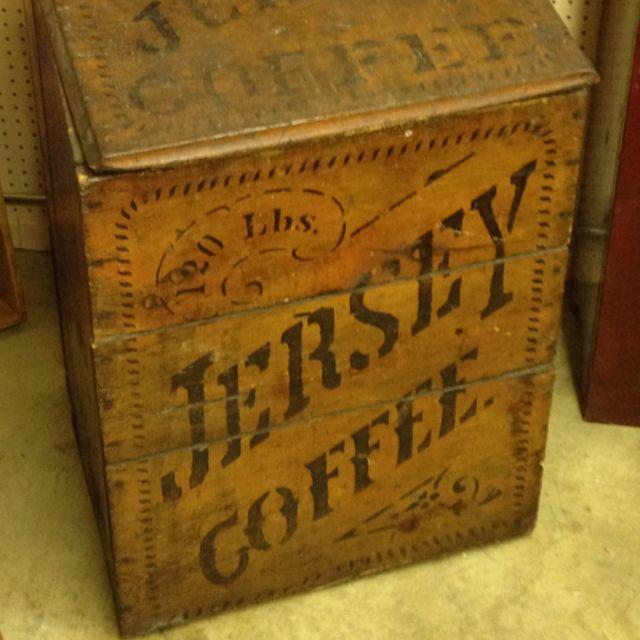 Cool Coffee Box