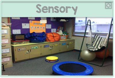 Learn how to set up a sensory program in your autism classroom or special education program
