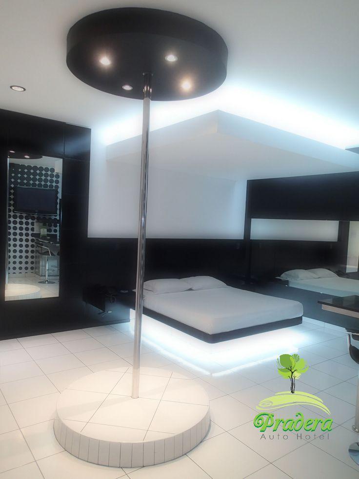 Black and White Suite con Sauna y Jacuzzi.