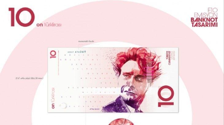 Modern, Türk Lira'sı Banknot Tasarımları