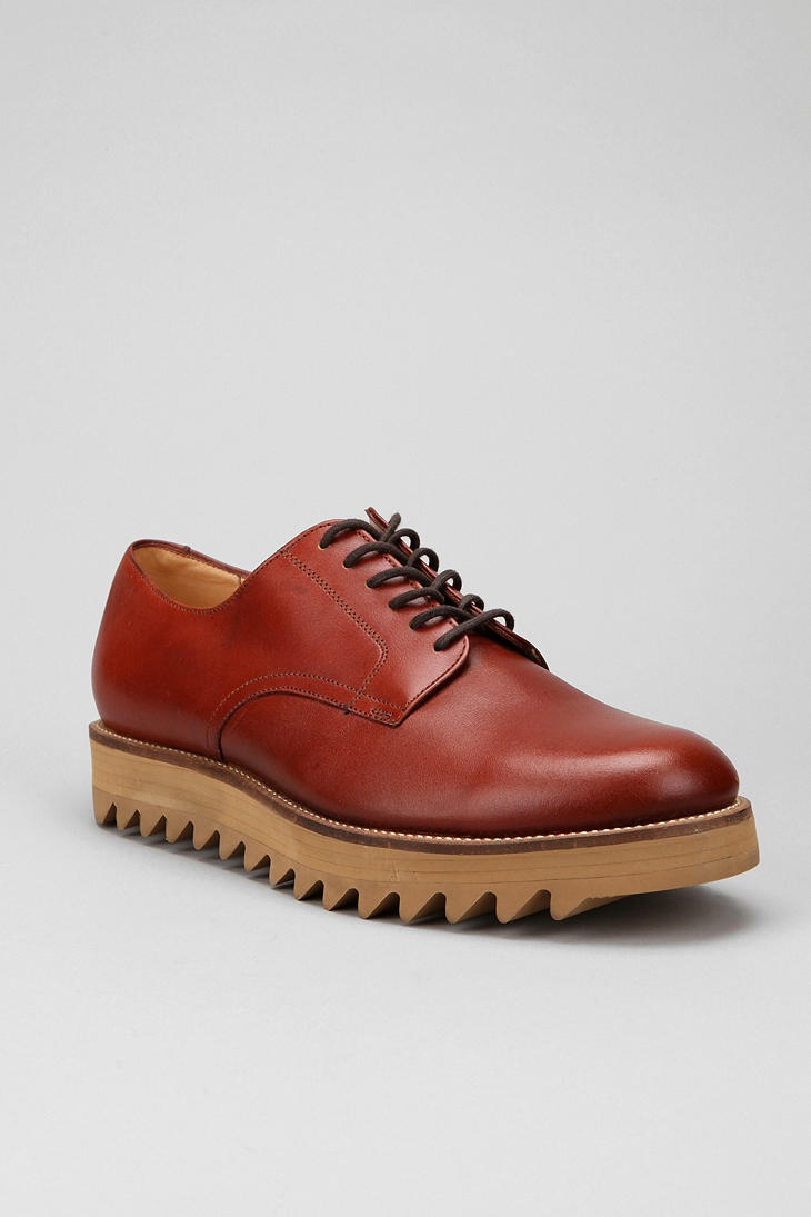 Caminando Ripple Sole Postman Shoes | Shoes