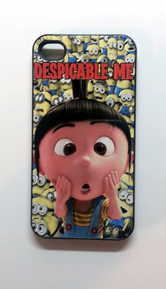 Etsy listing at http://www.etsy.com/listing/155884231/custom-printed-case-cover-despicable-me