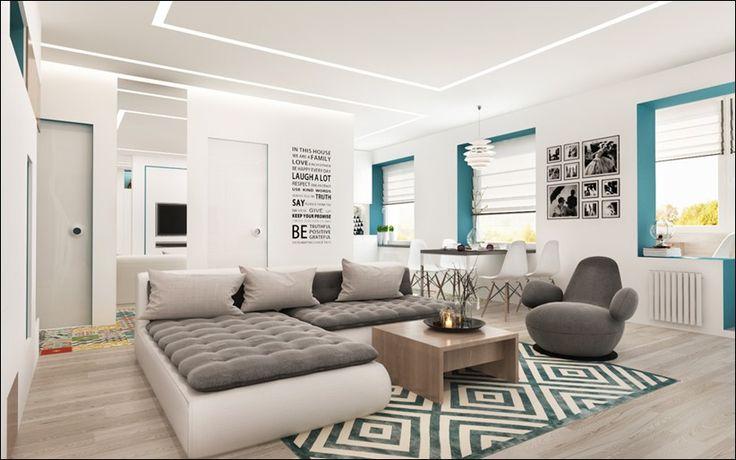 Небольшие квартиры-студии 13