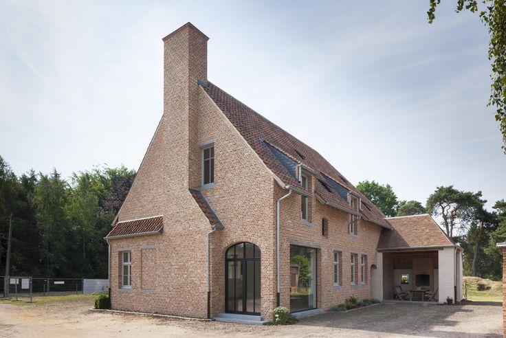 7 best grondplannen huis images on pinterest floor plans for Grondplannen huizen