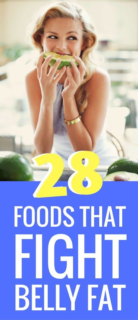 28 foods to eat if you want to be skinny.