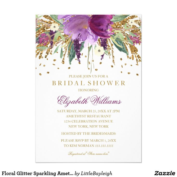 13 best Watercolor Flower Wedding Invitations images on Pinterest - invitation forms
