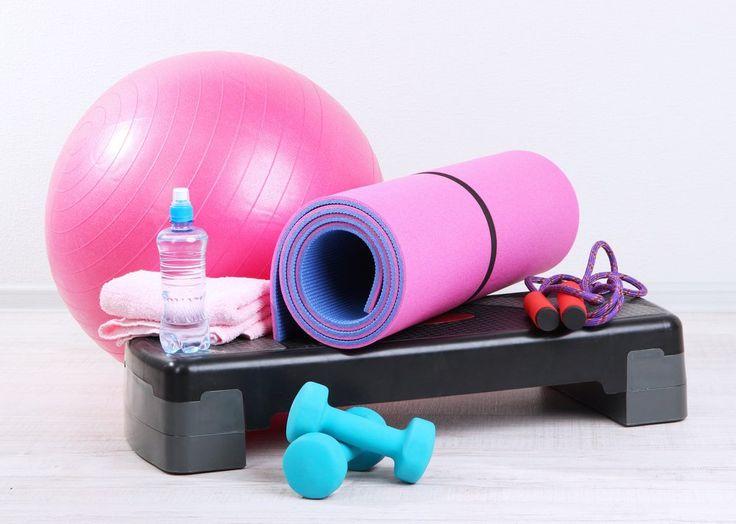 Home gym equipment #KaylaItsines #SweatWithKayla #GymEquipment