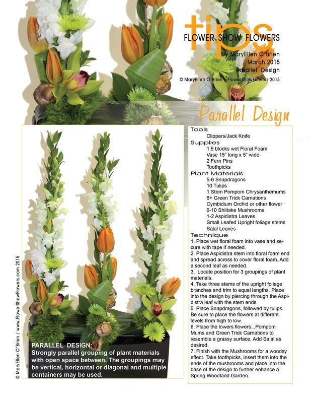 17 best images about parallel floral desgin on pinterest