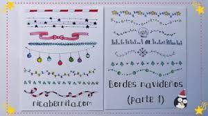 Resultado de imagen para margenes para hojas de cuaderno faciles y bonitos a mano