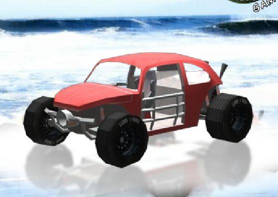 3d Buggy Racing un joc online cu masini pentru copii.