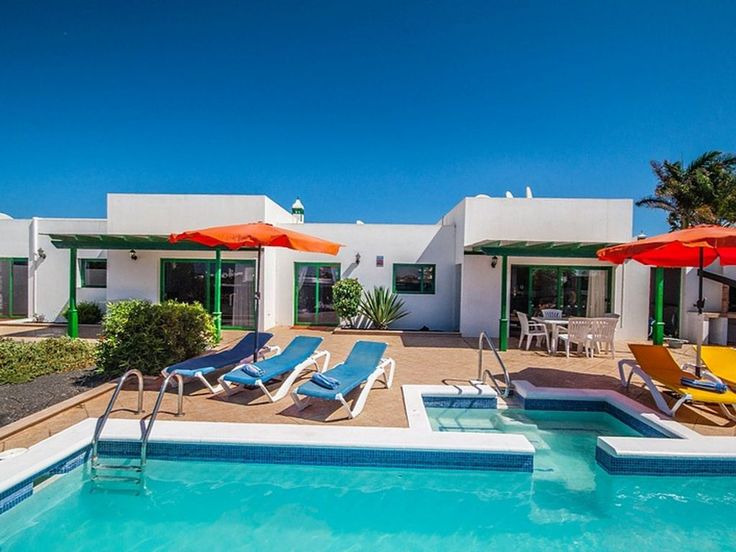 Casa Fina (LH105) : Casa Fina, Montana Roja, Playa Blanca - 56974