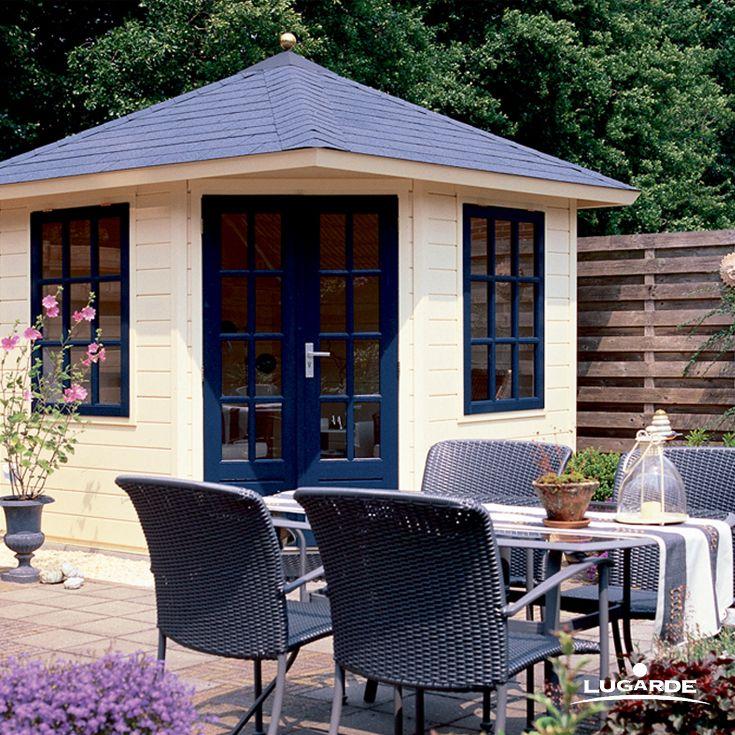 ber ideen zu 5 eck gartenhaus auf pinterest gartenhaus kaufen schuppen und. Black Bedroom Furniture Sets. Home Design Ideas