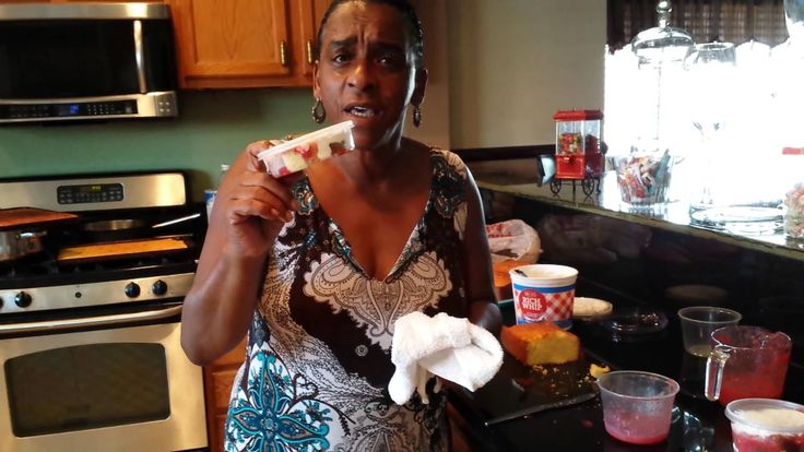 Auntie Fee makes strawberry short cake. (20:00) #AuntieFee #FunnyStatus