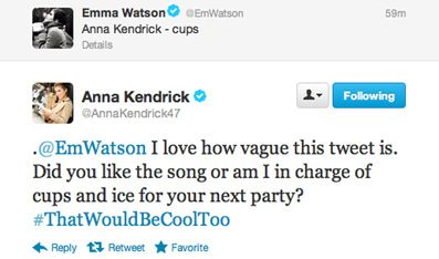 Anna Kendricks Surprisingly Funny Twitter Account